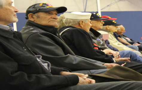 Veterans Honored at Englewood High School