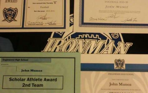 Honoring winter athletes
