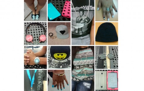 Winter trends and accessories