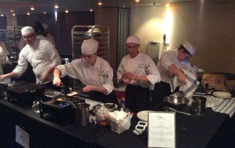 Pro Start is hot at cooking competition!