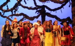"""Into the Woods"" debuts at EHS!"