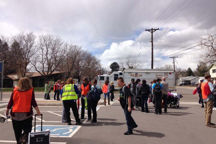 30 minute evacuation