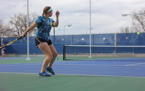EHS Girls Tennis shine on the court
