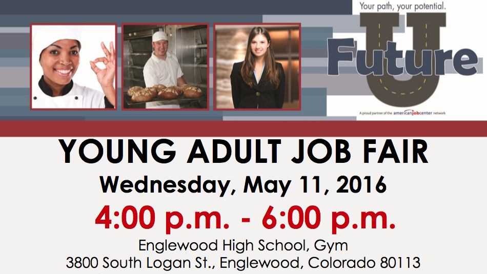 Young adult job fair