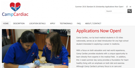 Summer Science Scholars Program for High School Students