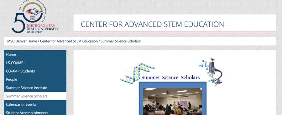 Center for STEM