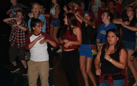 Back to school dance!
