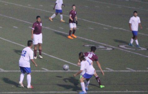 Soccer plays tough but nets a loss