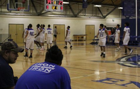 Varsity boys hand Bruce Randolph a loss Friday night