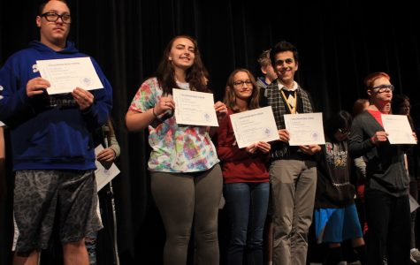 Academic excellence honored