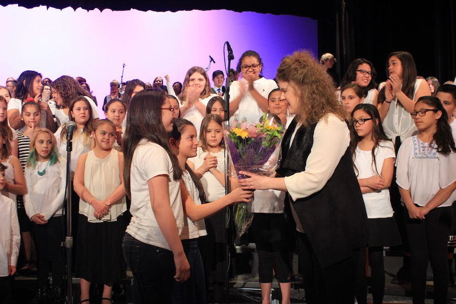 MIOSM concert melds Englewood schools in one voice