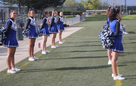 TEC cheerleaders talk about East controversy