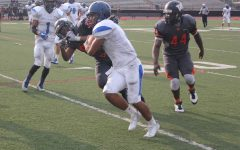 Pirates dominate Denver West in football