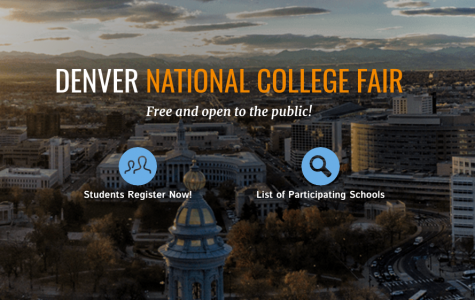 Register for College Fair Events