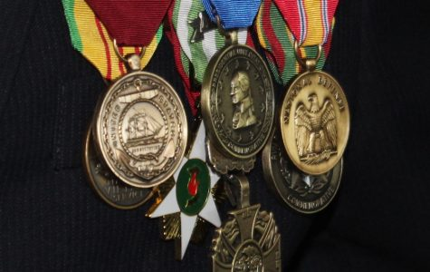 Several Veterans honored at the TEC campus