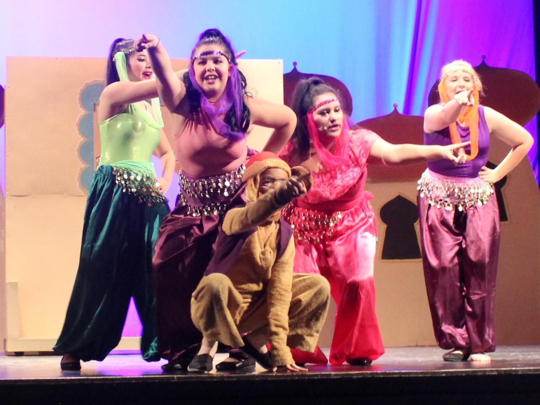 Aladdin cast