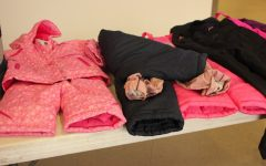 Winter Coat Give-A-Way at the TEC campus