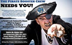Pirate Booster Crew needs volunteers