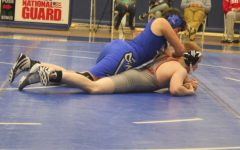 #Defendourhome Wrestlers host first home meet