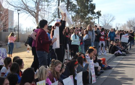 Slide show: EHS student walkout