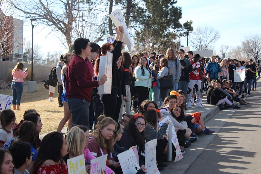 A mostly silent march to honor victims