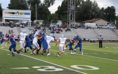 Hard work produces week 1 win over Weld Central