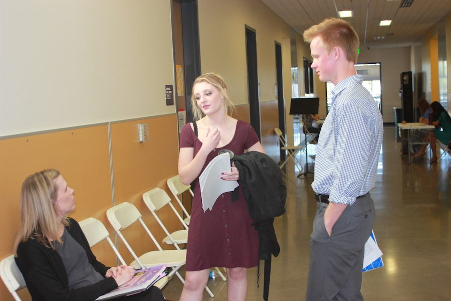 All-State choir competition attracts hundreds of students: One EHS student makes it