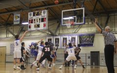 Varsity basketball teams take down Denver West