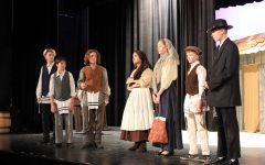 Theater Students Bring Fiddler to Life