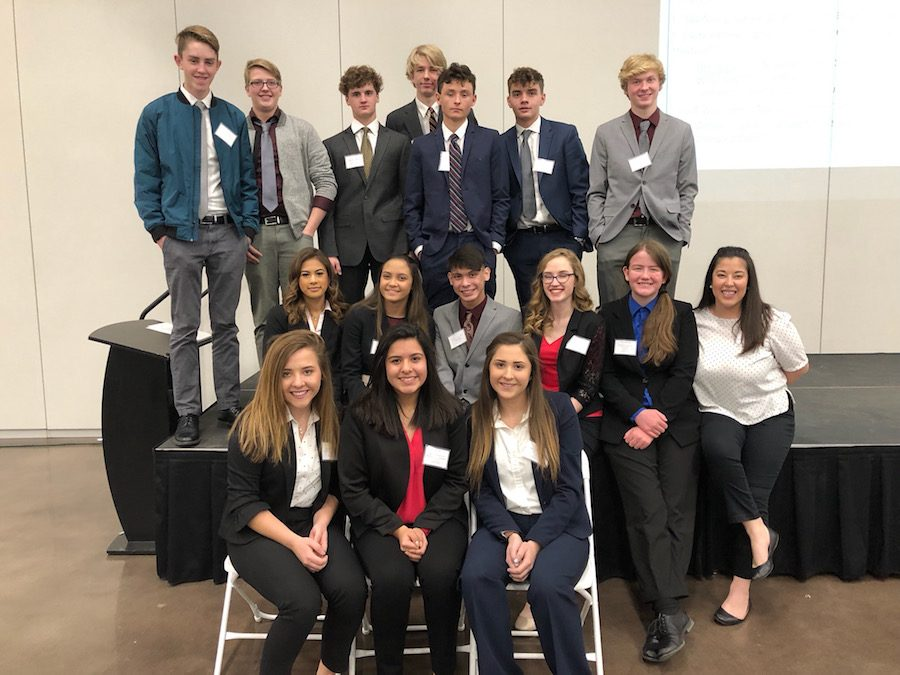 FBLA Districts 2018-19