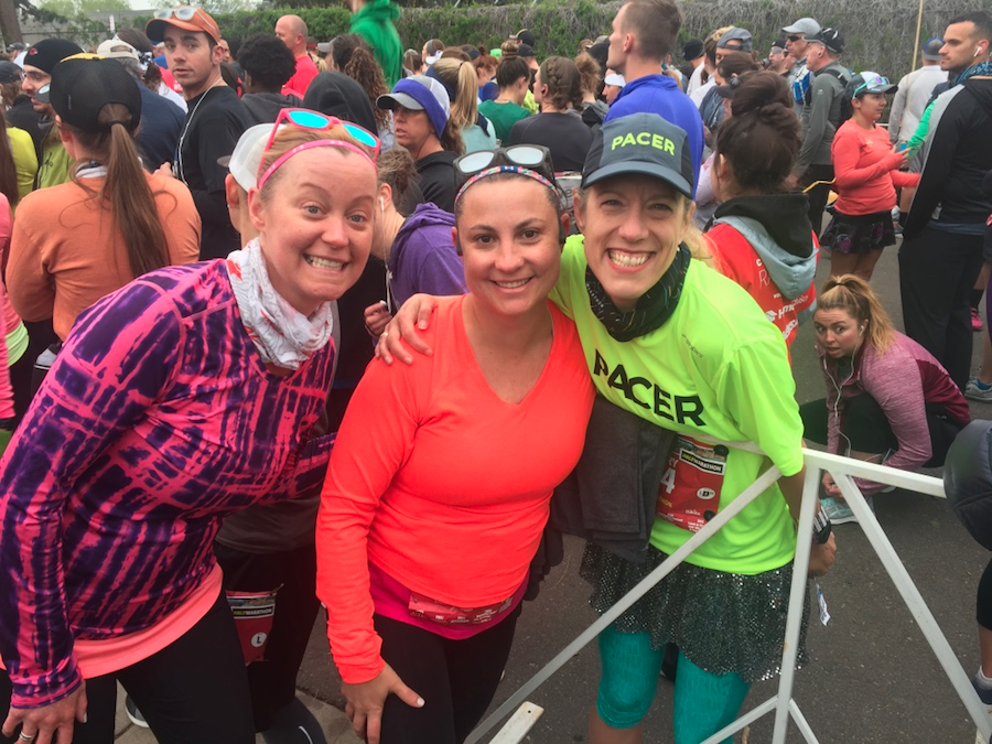 No, we are not too old! EHS staff run the Colfax Marathon, Half and Relay