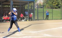 Softball celebrates homecoming with a strong performance on the field