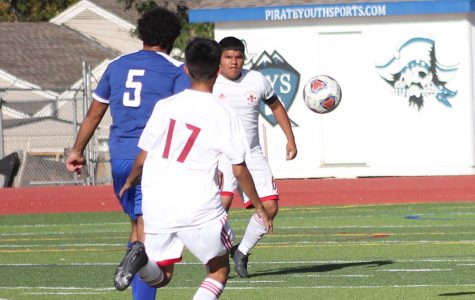Boys soccer wins homecoming game 3-1