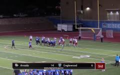 Englewood vs Arvada Homecoming Football-Live Stream