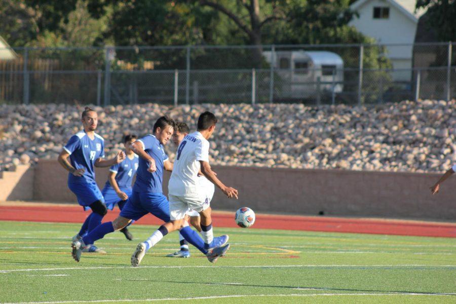 EHS vs Skyview-Boys soccer
