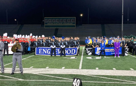 Marching band wins another award