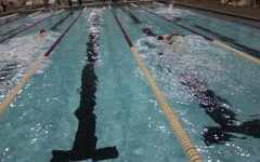 EHS swimmers dive into new challenges