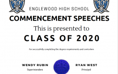 2020 Englewood High School Commencement Speeches (May 22, 2020)