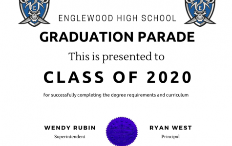2020 EHS Graduation Celebration-Saturday, May 23, 2020