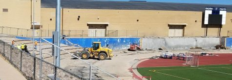 July 1, 2020 Construction resumes after Covid shutdown.