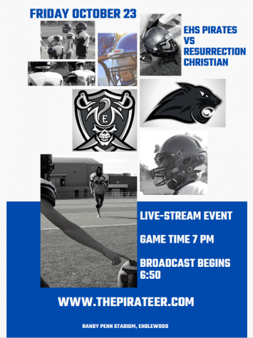 EHS VS Resurrection Christian **LIVE STREAM EVENT**