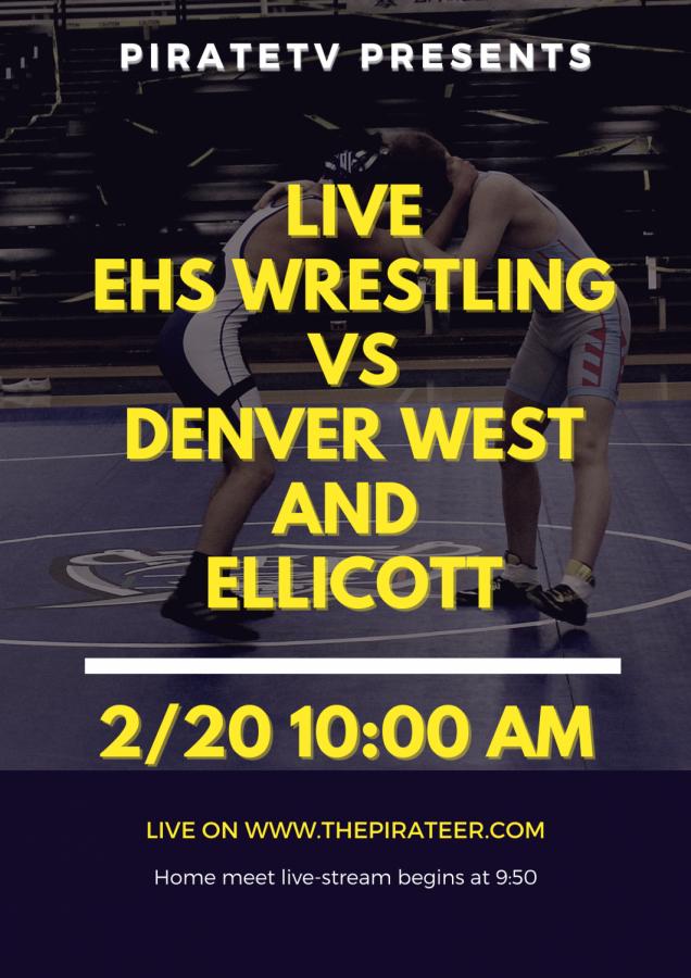 Englewood Wrestling LIVE: February 20, 2021