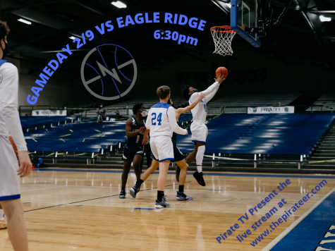 LIVE EVENT: JV AND VARSITY Boys Basketball 2/9/2021