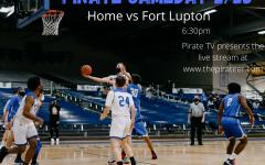PIRATE GAMEDAY LIVE: Boys Varsity Basketball 2/23/2021