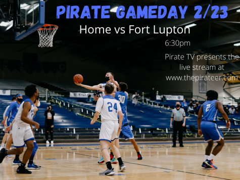 PIRATE GAMEDAY LIVE: Boys Varsity Basketball 2/23/2021