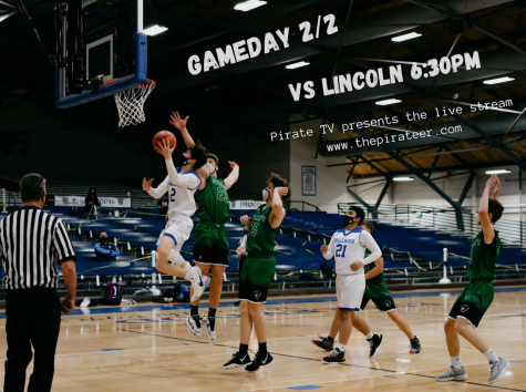 LIVE EVENT: 2/2/2021 Boys Varsity Basketball VS Lincoln