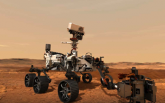 Courtesy: NASA NASAs Mars 2020 Perseverance Rover is heading to the Red Planet to search for signs of ancient life, collect samples for future return to Earth and help pave the way for human exploration.