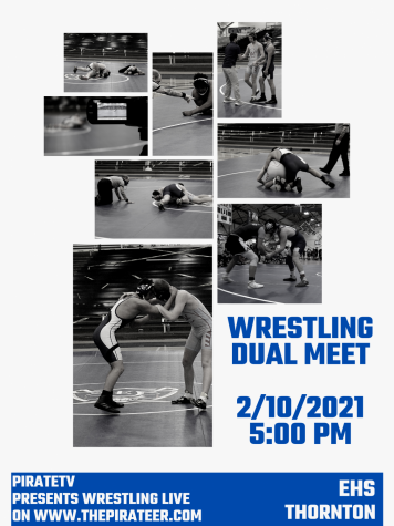 LIVE EVENT: Wrestling Dual Meet 2/10/2021