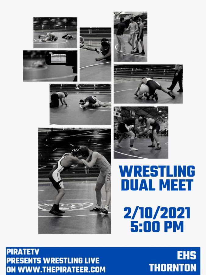 LIVE EVENT: Wrestling Dual Meet 2/10/2021