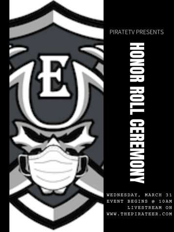 EHS Honor Roll Ceremony *LIVE EVENT*